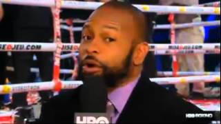 Roy Jones on Adonis Stevenson vs Sergey Kovalev