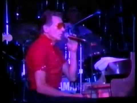 Jerry Lee Lewis - High School Confidential (Toronto 1987)