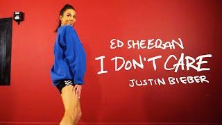 Ed Sheeran & Justin Bieber - I Don't Care (Dance Video)   Mandy Jiroux