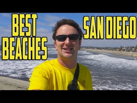 San Diego Beach Guide - Best Beaches in San Diego