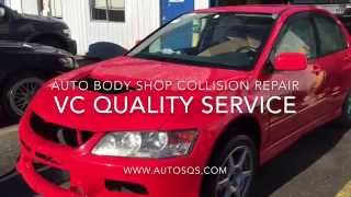 Body work and Painting 2004 Mitsubishi Lancer Evolution  - www.VC-QS.com