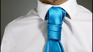 Cách thắt Cà vạt kiểu Thanh Tú cực sành điệu - Cavat.com