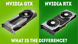NVIDIA RTX vs. GTX - What Is The Difference? [Simple]