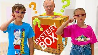 Что в коробке Челлендж от Макс и Катя