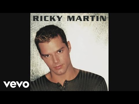 Ricky Martin - I Count the Minutes (audio)
