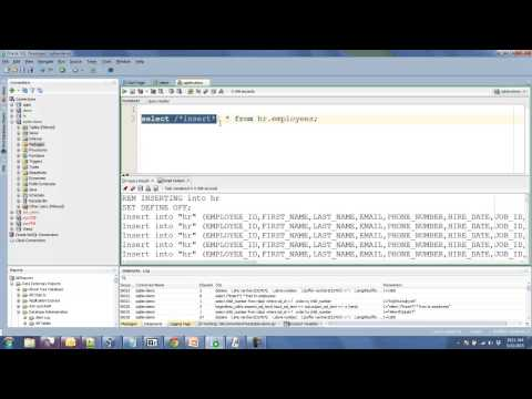 Formatting your Oracle Query Results Directly to CSV - YouTube