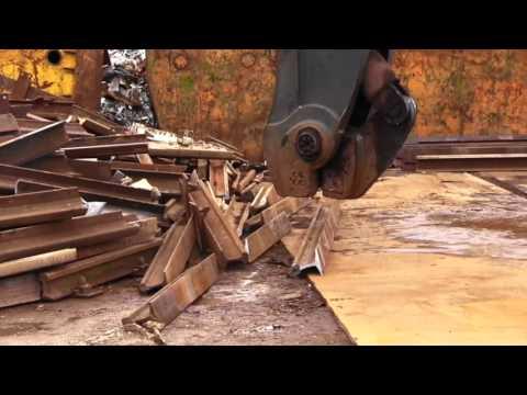 Video Hydraulické demoliční nůžky VTN série RP