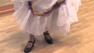 Traditional Mexican Dance Steps