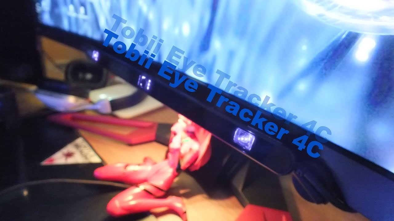 Tobii Eye Tracker 4c Germany Test Youtube