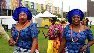 NIGERIA NATIONAL ASSOCIATION OF THE NETHERLANDS CELEBRATE NIGERIA FESTIVAL 2017@ AMSTERDAM