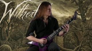 "WITHERFALL - ""What We Are Dying For"" Guitar Playthrough by Jake Dreyer 