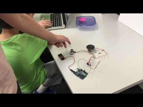 Maker Tech Projects At Rowland Hall