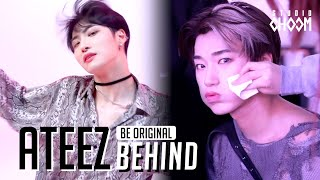 [BE ORIGINAL] ATEEZ 'Answer' (Behind) (ENG SUB)