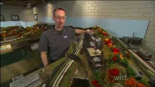 David Popp's N-Scale Layout