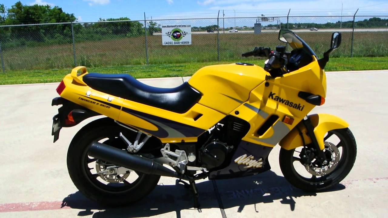 2002 Kawasaki Ninja 250r Overview And Review