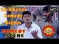 Chikkanna Kannada Comedy with Sharan Comedy Scenes