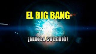 El Big Bang se basa en una serie de hechos altamente improbables qu...