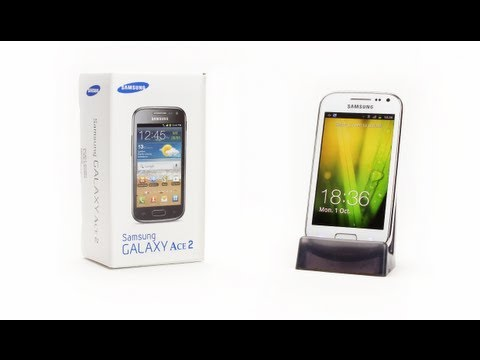 Samsung Galaxy Ace 2 Review | Unboxholics