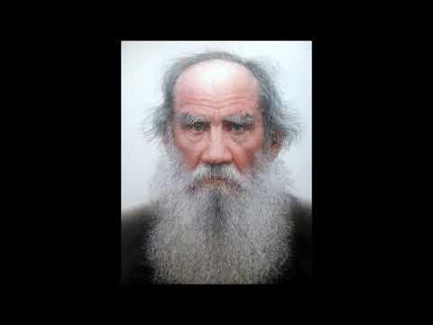 Лев Николаевич Толстой. Живой голос писателя.