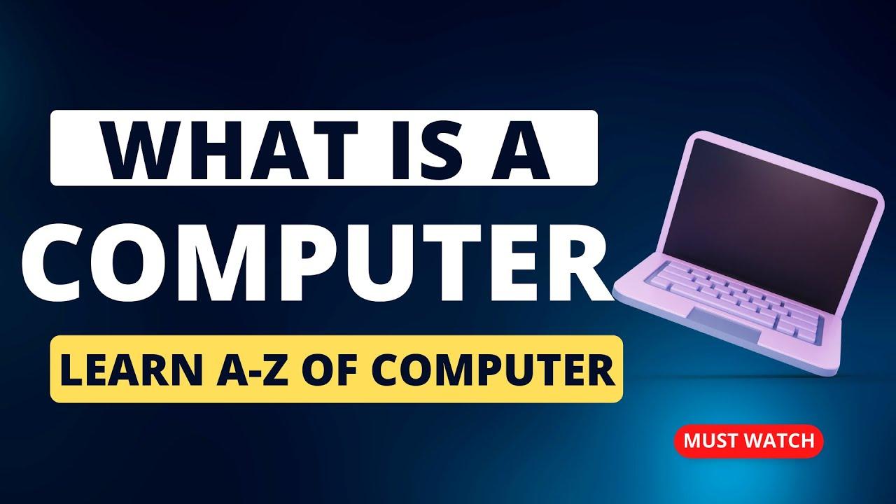 What Is Computer & Types Of Computer in Urdu & Hindi