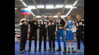 Моршанские боксёры снова лидеры