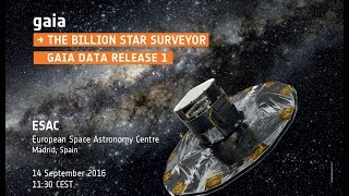 Press Conference: First Data Release from ESA