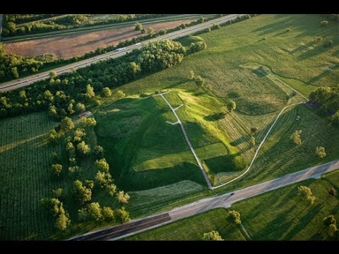 Cahokia Mounds. The Wonder of Illinois.