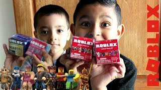 ROBLOX MYSTERY FIGURE BOXES | TOY OPENING REVIEW