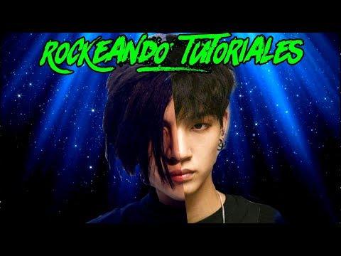 Me Transformo en K-POP IDOL! | Rockeando Tutoriales
