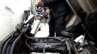 Отогрев двигателя перед запуском(Сайт СТО