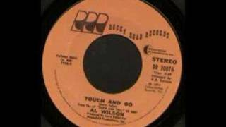 Northern Soul - Al Wilson - Touch and Go