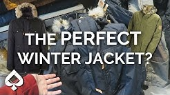 Shopping for a Winter Jacket with FJALLRAVEN