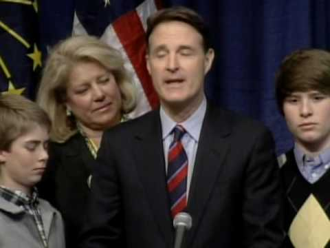 Bayh Doesn't Love Congress Anymore