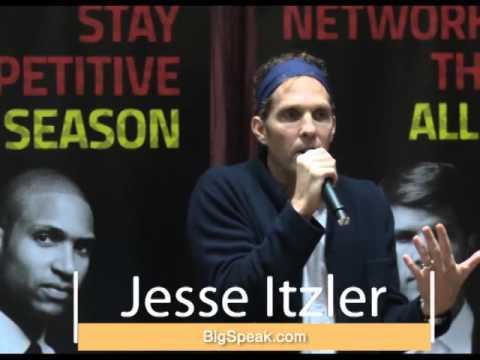 Jesse Itzler - Internal Toughness
