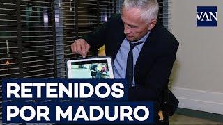 Habla el periodista retenido por Maduro en el Palacio Presidencial de Miraflores