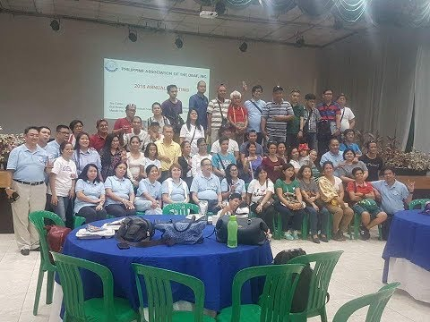 2018  Philippine Association of the Deaf, Inc. (PADI) Annual Meeting and Election