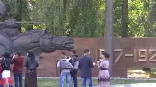 видео город Алма Ата достопримечательности