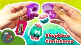 Quả châu Shopkins Christmas 2017, full bộ sưu tập ToyStation 144
