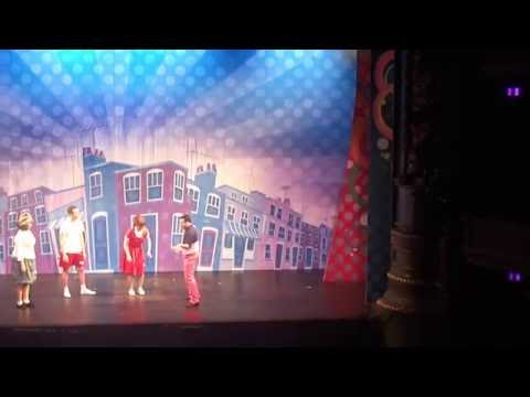 'Run and Tell That' from Hairspray, Leeds Grand 2015