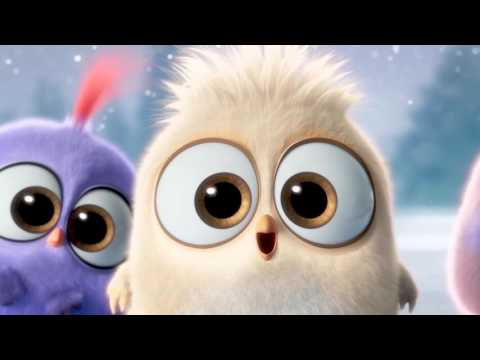 The Angry Birds Movie: Holiday Greetings from The Hatchlings
