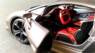 Lamborghini Sesto Elemento 1 24 Bburago Diecast Scale Arts India