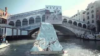 """Iceberg"" The final Movie - Venice Biennale 2015 - July 2015"