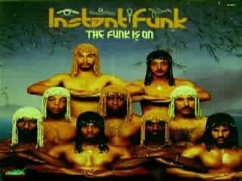 Instant Funk - Everybody (1980)