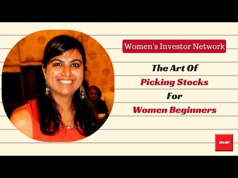 The Art Of Picking Quality Stocks For Women