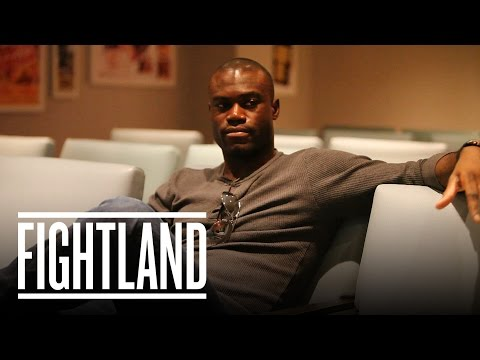 Uriah Hall Relives The Spinning Hook Kick: Fightland Screening Room