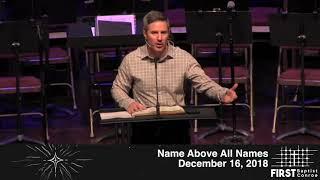 12-16-18 Sermon Clip