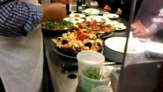 La Fonda Del Sol - Josh Dechellis - Master Paella Class - Part Ii. January 2011.3gp