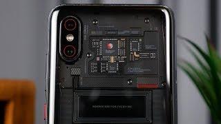 Быстрый обзор Xiaomi Mi 8 Pro