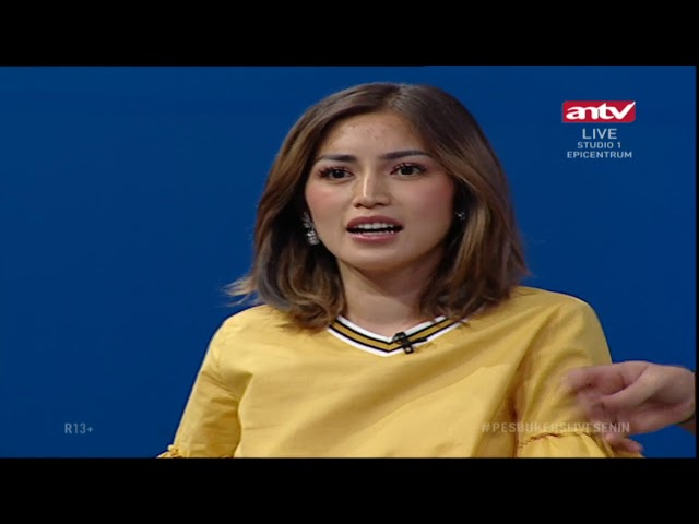 Lamaran Jedar Dan Richard Kyle! ! Pesbukers ANTV Eps 58 24 Juni 2019 Part 3