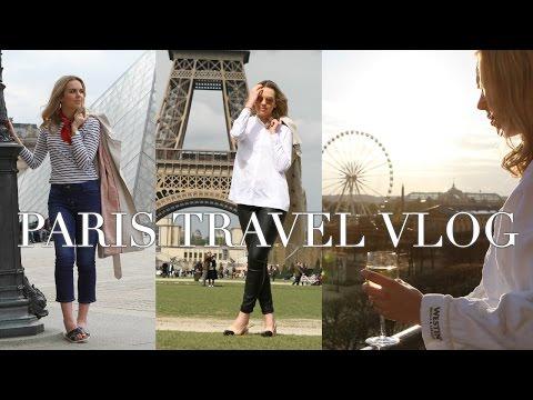 My Paris Travel Vlog